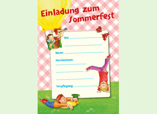 Kindergartendruckerei